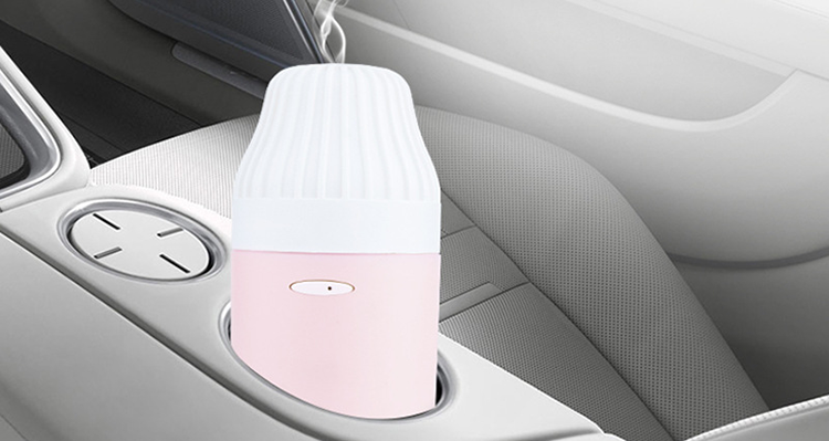 2018 Portable USB Mini essential oil car humidifier aroma diffuser
