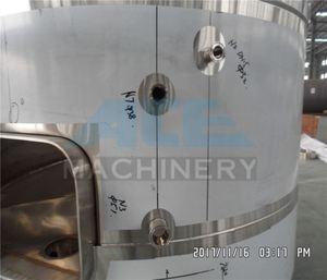 Stainless Steel Micro Beer Brewery Fermenting Tanks/ Pot Machine/Equipment