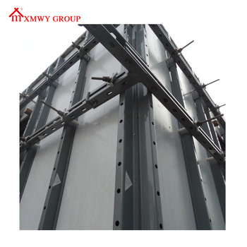 Golden Supplier China Factory Doka Formwork Material Concrete Wall Forms  For Sale - Buy Steel Material Concret Wall Formwork,Concrete Wall Metal