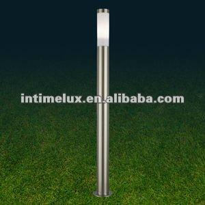 SS101 1100 Quality Stainless Steel Garden Lighting Pole Light