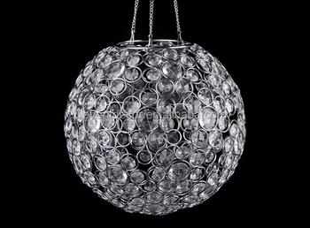 Graceful Big Ball Crystal Hanging Decorations Wholesale Hanging