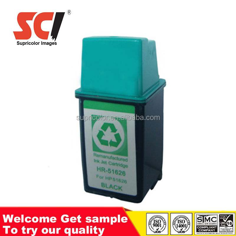 Remanufactured Ink Cartridge for HP26