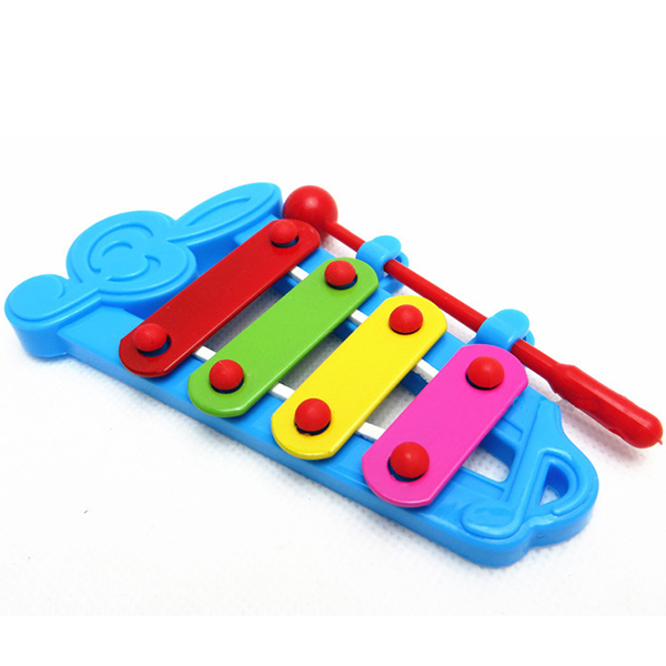 New 2015 Brand Baby Kids 1-2Year Boys & Girls Musical Toys Educational thwacker the percussion family glockenspiel Toys BT136