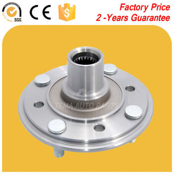 alibaba china high quality supplier wheel rims front wheel hubs for korean cars
