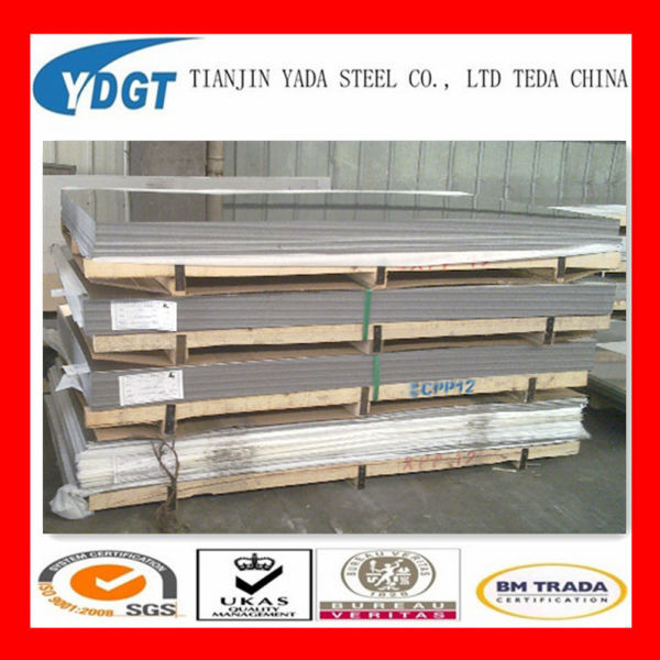 202 stainless steel sheet 8K polished