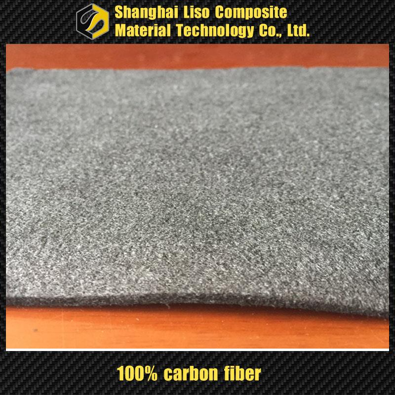 vacuum furnace use felt carbon fiber graphite insulation felt carbon fiber felt