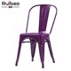 RTC-5001 Wholesale industrial price new style restaurant metal chair