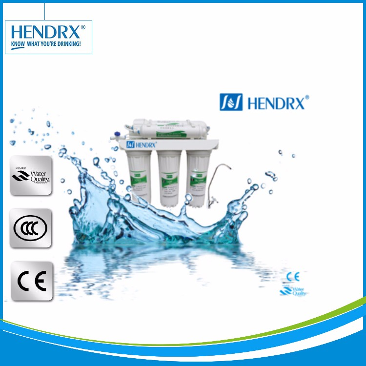Wholesale Home Appliance Ro Quick Change Under Sink Water Filter System
