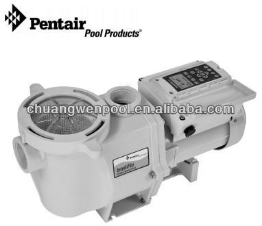 High performance swimming pool variable flow pump