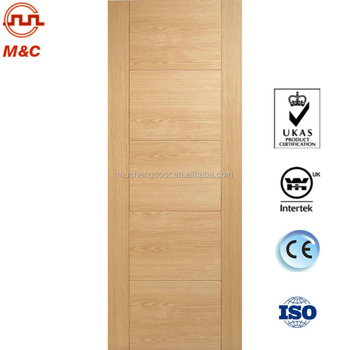 Bs Standard Interior Wood Fire Rated Door For Hotel Or Apartment