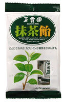Matcha sweet sugar candy Japanese green tea confectionery product