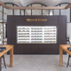 Wood glasses optical shop decoration display/optical shop interior design