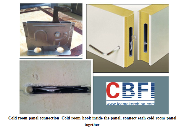 CBFI clean coldrooms for sale type for freezingg-12