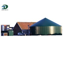China Municipal Waste Organic Waste Bio Gas Power Plant Bio gas Digester 150kw biogas plant for biogas project 1 mw biogas power