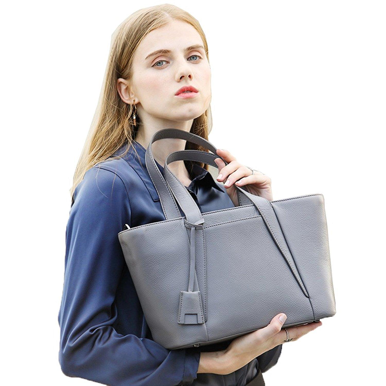 Cow Leather Women Hobo Handbags   Fashion Top Handle Handbags   Top Zipper Closure Satchel Handbags   Leather Hobo Tote Purse   Shoulder Bag With Detachable Shoulder Strap