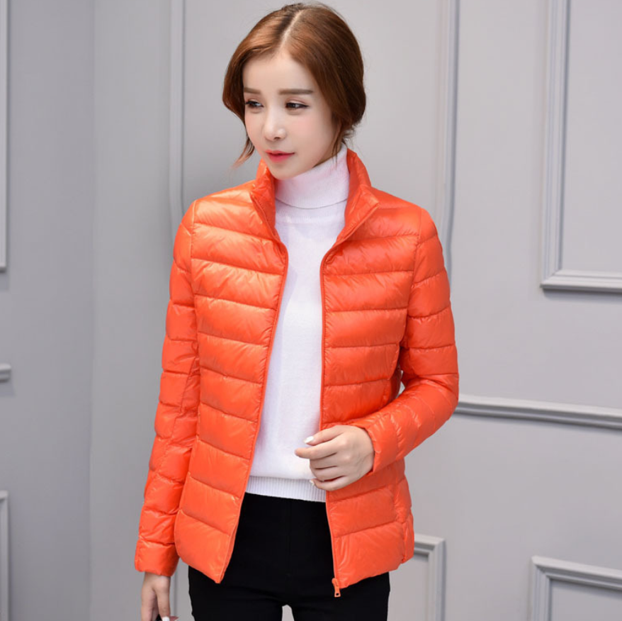 lepanxi brand manufacturer price custom color women clothes winter cloths down jacket
