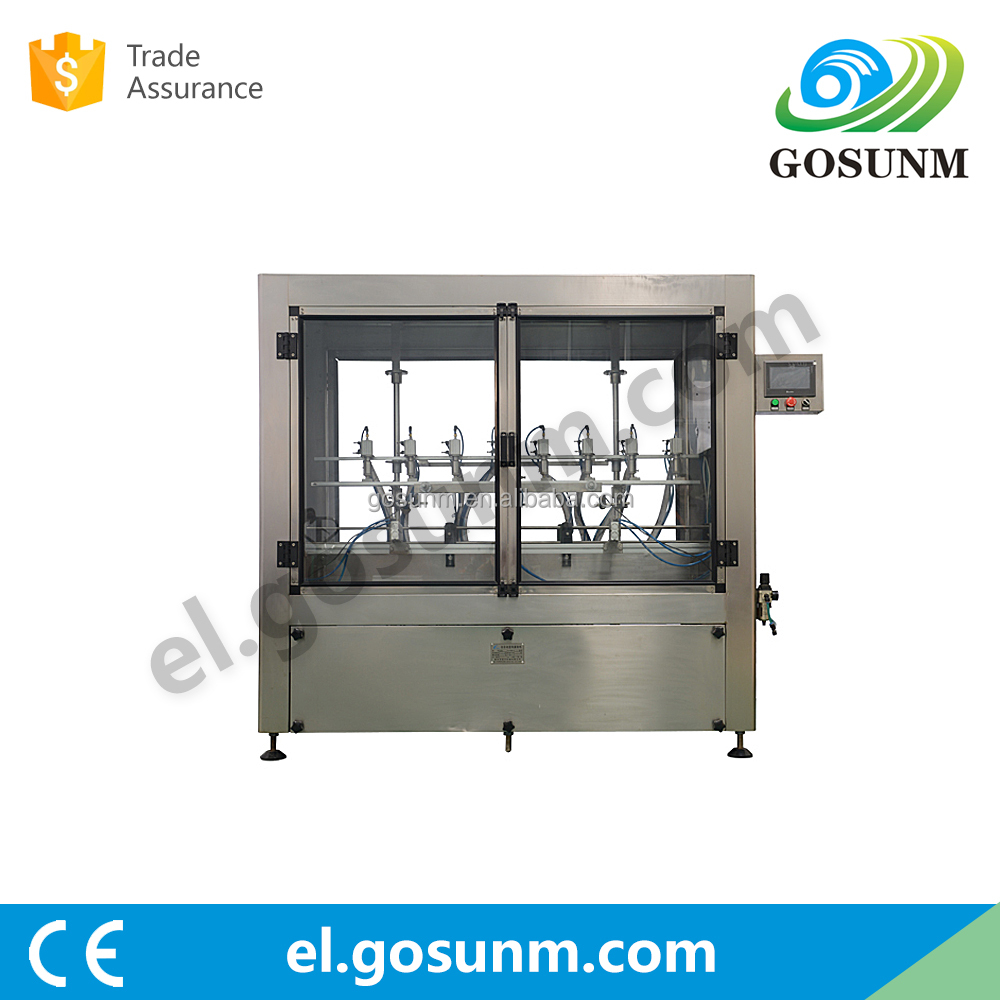 Oil filling machine and capping machine &sealing machines
