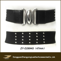 Guangdong produced factory belt, stainless steel buckle belt