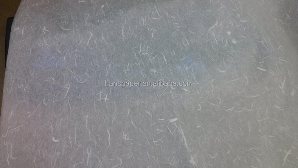 26gsm hotsale प्राकृतिक सफेद decoupage मुद्रण शहतूत चावल कागज A4 आकार
