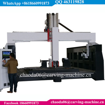 Jc2025 5 Axis Cnc Router For Wood On You