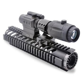 Tristar Trd001 New Design Tactical 3x Magnifier Scope For Red Dot Sight -  Buy Magnifier Scope,3x Magnifier Scope,Tactical 3x Magnifier Scope Product