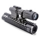 TRISTAR TRD001 New Design Tactical 3x magnifier scope for red dot sight
