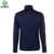 Custom Mens 1/4 Zip Pullover Fleece Top Without Pockets Knitted Sweatshirt