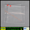 PE Clear slider reclosable poly bag
