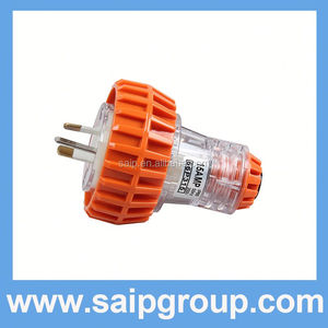 2014new 15A 3 Pins industrial plug and connector (56P315)