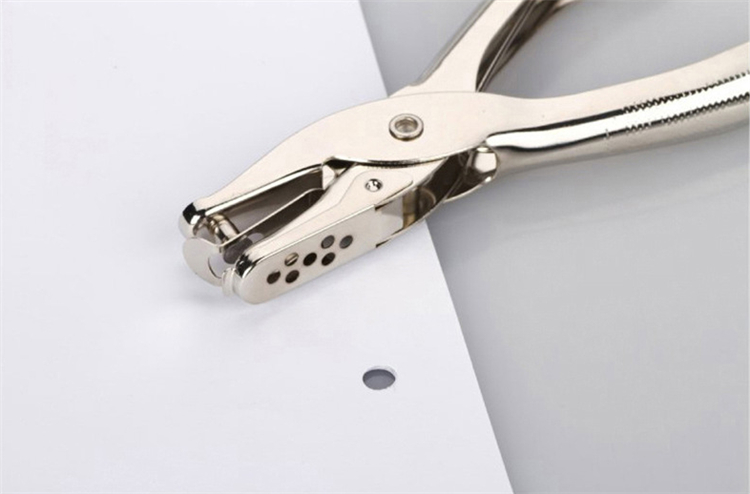 factory wholesale  paper blinds hole punch 6