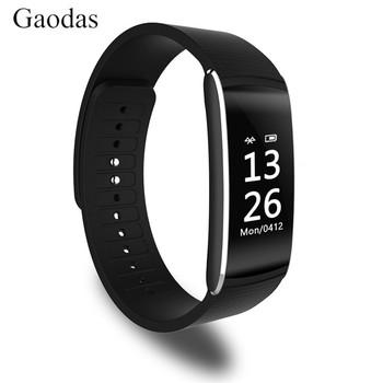 Z6 Plus Smart Bracelet Wristband Heart Rate Fitness Band Alarm Clock Vibration For Ios