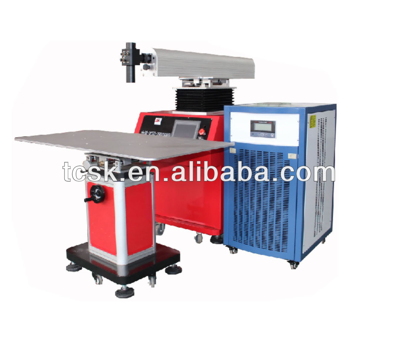 2013 Shenzhen hot sale aluminum stainless steel laser welding machine TC-YMW200