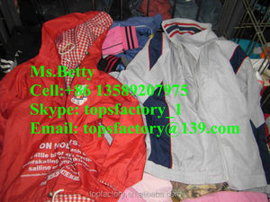 2015 Premium Fashion used export garments from pakistan