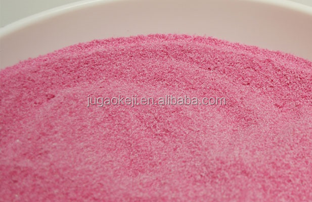 Red washing powder for Europe and USA
