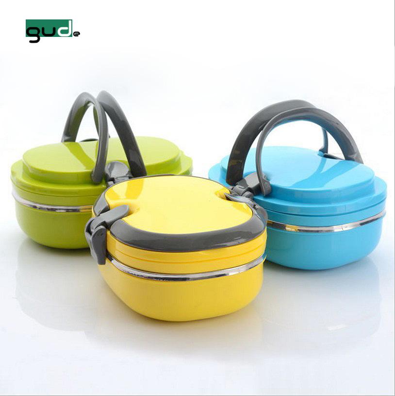 Groothandel draagbare roestvrij staal maaltijd prep containers lunchbox voor kinderen lunchbox roestvrij staal