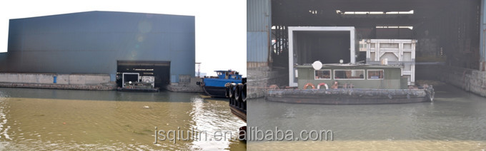 Container type LNG gas Tanken station