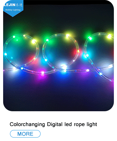most popular new pvc wire 6w music controller string light