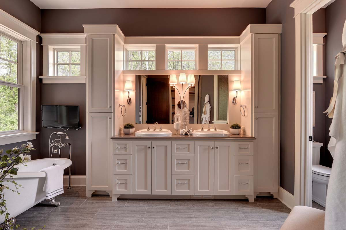 American Classic Wooden Bath Cabinet Bathroom Vanity Designs   Buy ...