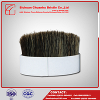 Wholesale china products interior paint brush , Pure Natural Bristle Flower
