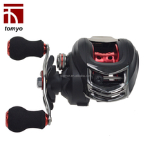 Tomyo 2018 New Hot Sell Left/Right Hand Metal Spool Baitcasting Fishing Reel