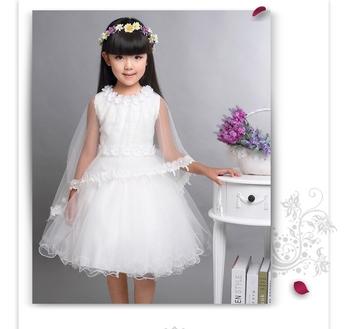 Nouveau Style Coréen Enfants Robe De Mariée Haute Qualité Adolescent Filles En Couches Robe De Soirée Buy Adolescente Filles Robe De Soirée En