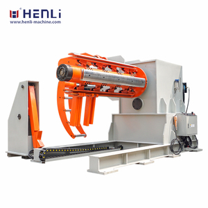 HENLI Machinery | automatic hydraulic uncoiler sheet coil metal decoiler factory