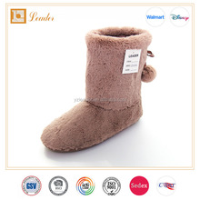 High Quality Popular Indoor Slipper Boots For Women