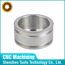 cnc lathe service aluminum stainless steel spacer for hinge