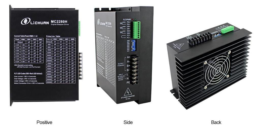 Stepper Controls & Drives 2phase NEMA42 NEMA52 hybrid stepper ...