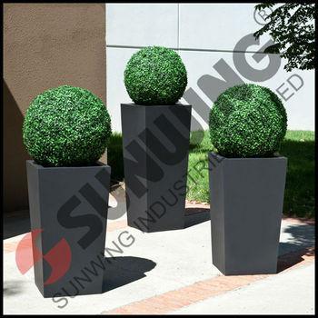 Incroyable Outdoor Boxwood Topiary Spheres, Garden Decorative Ball