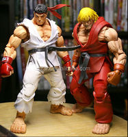 NECA Street Fighter action figure,custom neca action figures,custom anime action figures