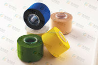 Sport tape woth good quality /yellow,green,skin,blue/3.8cm