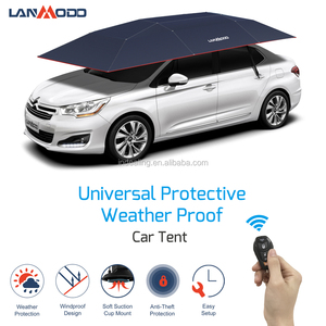 Patent holder Lanmodo 1st generation Innovative roll up car uv protection sun shade