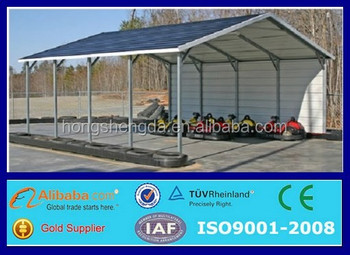 Low Cost Garage Shed Designs/ Steel Garage Buildings /portable ...